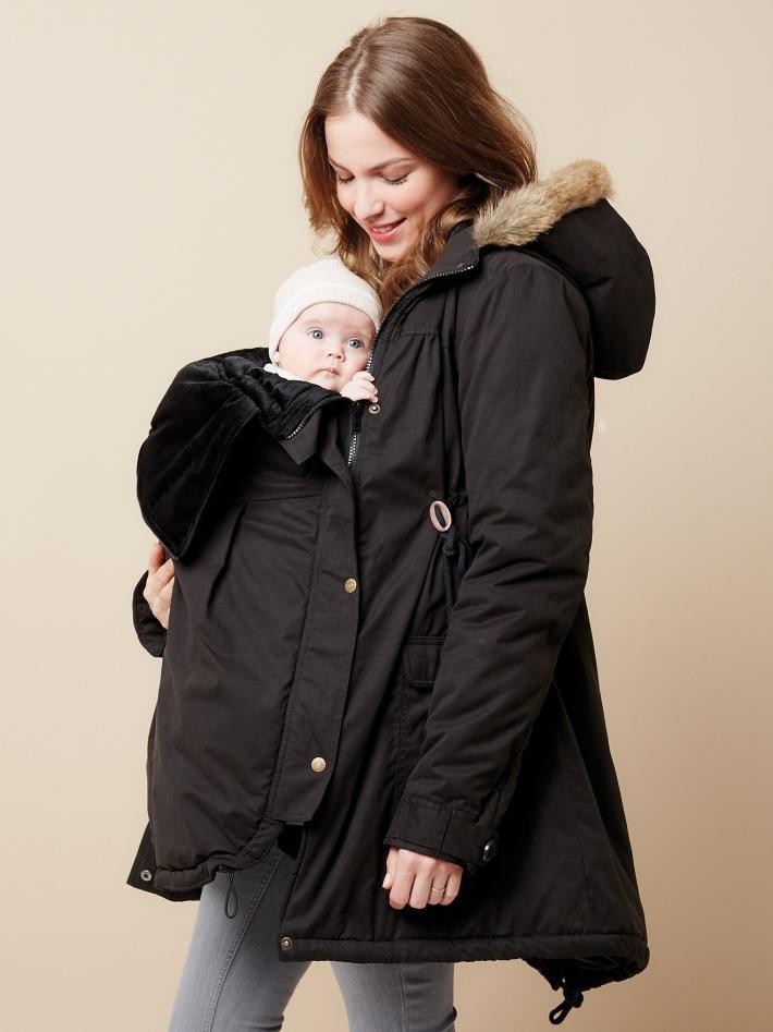 Enceinte et bien habillée pour l hiver !   Laurence Pernoud cc8de3da700
